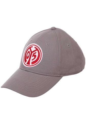 Kappa Baseball Cap »MAINZ 05«, mit plakativer Mainz 05 Logostickerei auf der Front kaufen