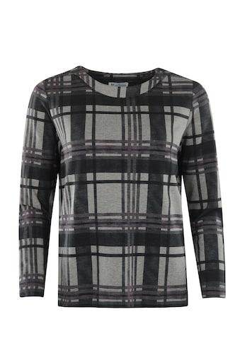 Hajo Sweatshirt, im Karodessin kaufen