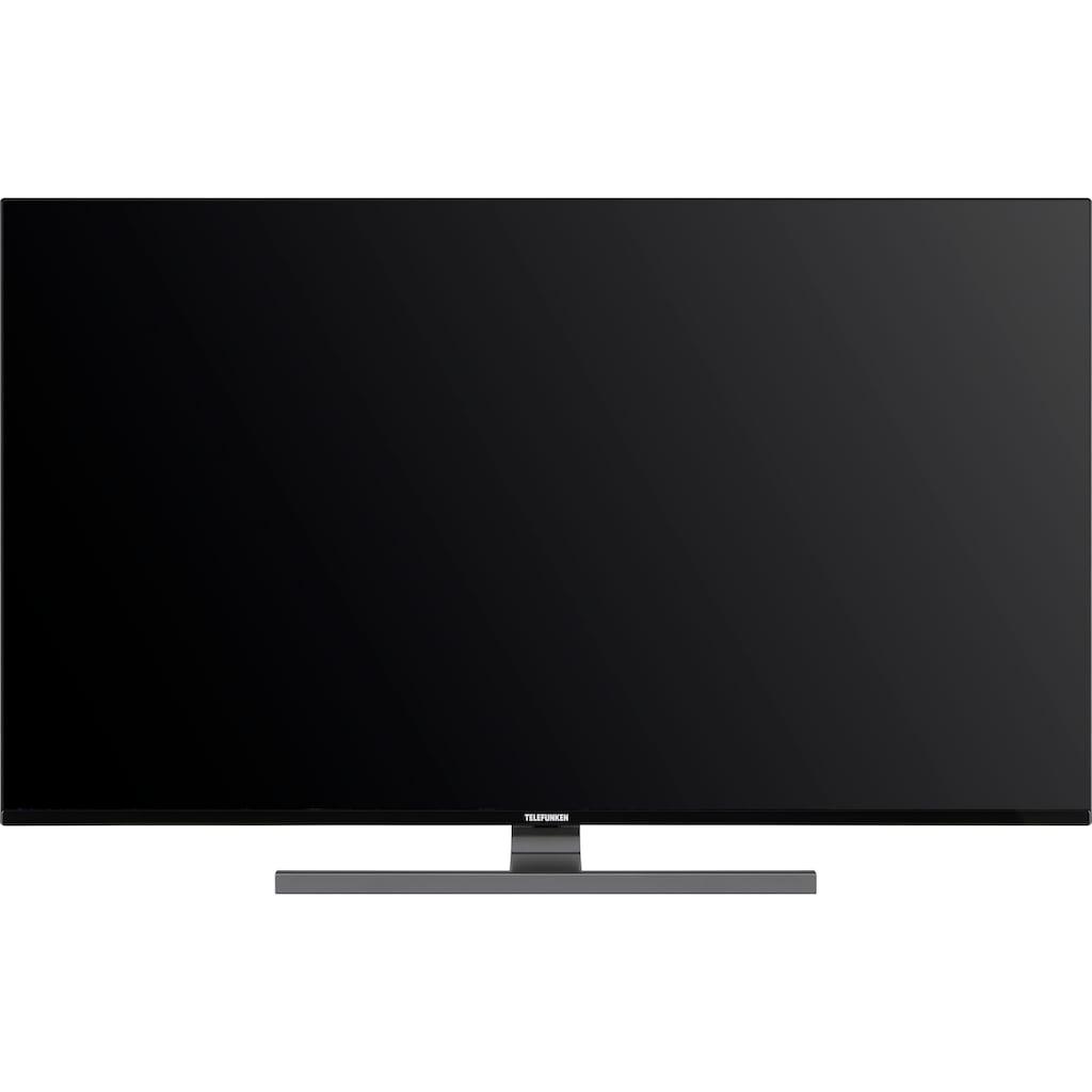 """Telefunken LED-Fernseher »D43V900M4CWH«, 108 cm/43 """", 4K Ultra HD, Smart-TV, 9.0, HDR10, Dolby Vision, 36 Monaten Herstellerlangzeitgarantie"""