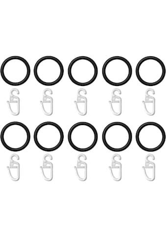 LICHTBLICK Gardinenring, für Gardinenstangen bis Ø 20 mm kaufen