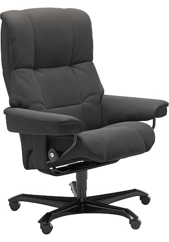 Stressless® Relaxsessel »Mayfair«, mit Home Office Base, Größe M, Gestell Schwarz kaufen