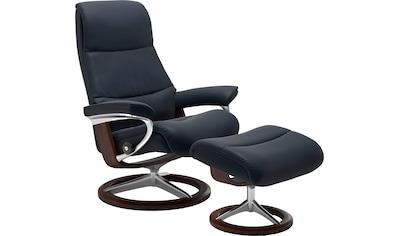 Stressless® Relaxsessel »View«, mit Signature Base, Größe S,Gestell Braun kaufen