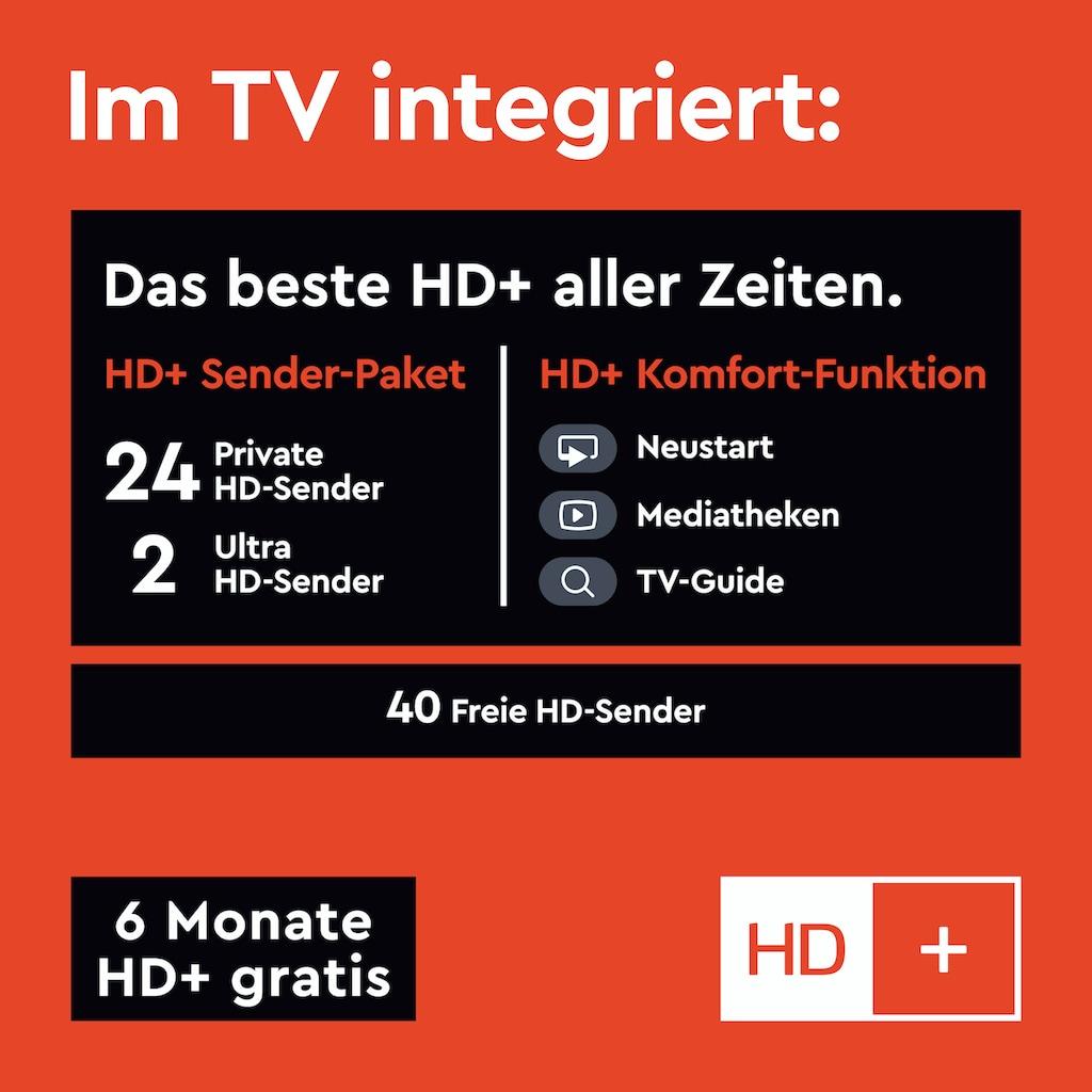 """Hanseatic LED-Fernseher »58H600UDS«, 146 cm/58 """", 4K Ultra HD, Smart-TV, HDR10"""