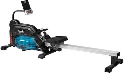 body coach Ruderzugmaschine »ROWER DELUXE Wasserwiderstand & 5fach verstellbarer... kaufen