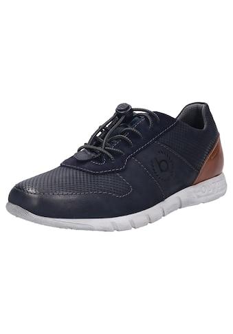 bugatti Slip-On Sneaker »Bambola«, mit praktischem Schnellverschluss kaufen