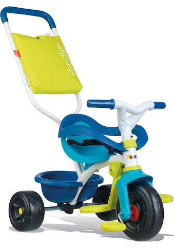 Smoby Dreirad »Be Fun Komfort, blau«, Made in Europe kaufen