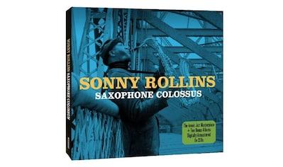 Musik-CD »Saxophone Colossus / Rollins,Sonny« kaufen