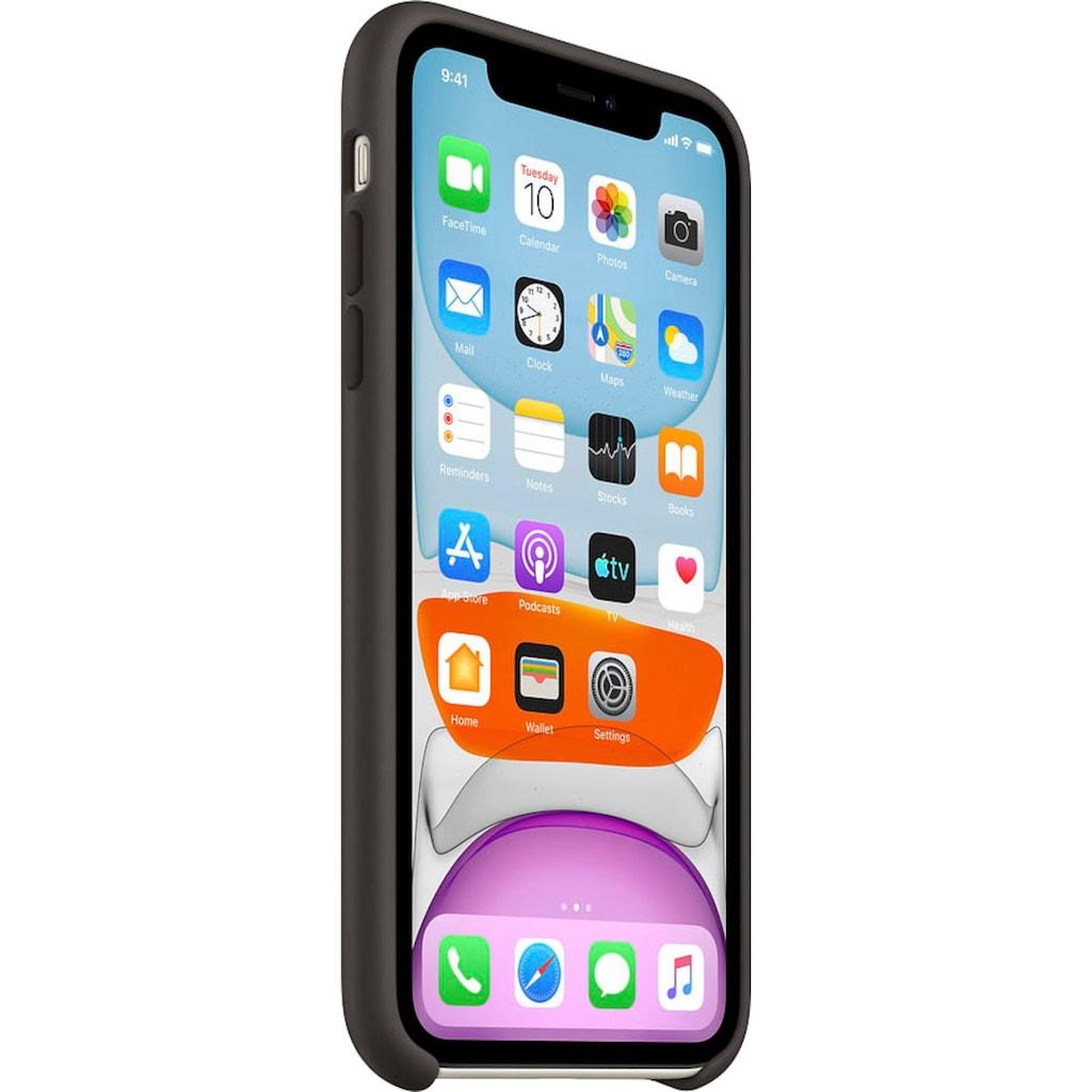 Apple Smartphone-Hülle »iPhone 11 Silikon Case«, iPhone 11