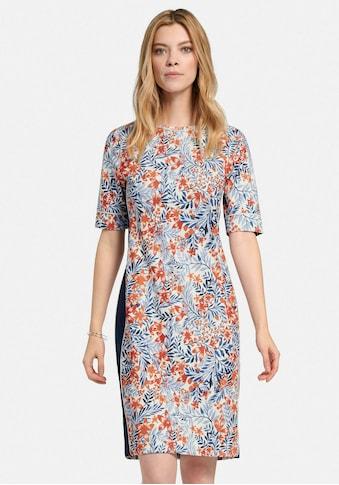 Peter Hahn Jerseykleid »Jerseykleid«, mit Floral-Print kaufen