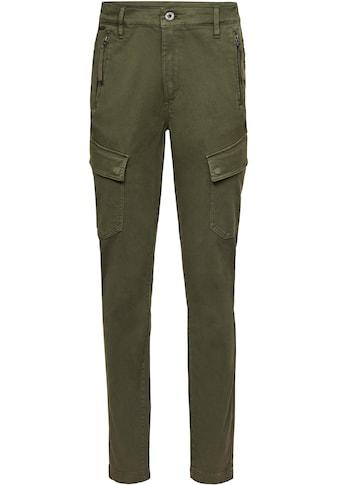 G-Star RAW Cargohose »Blossite G-Shape Army High Skinny Hose«, mit aufgesetzten... kaufen