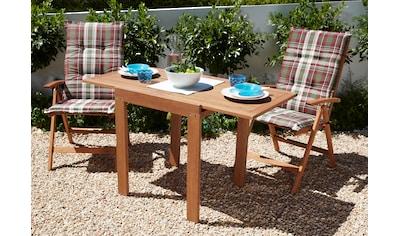 MERXX Gartenmöbelset »Borkum« kaufen