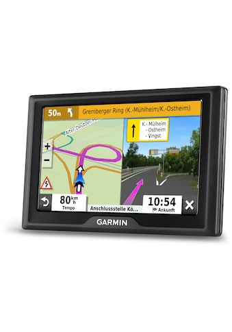Garmin Navigationsgerät »Drive 52 EU MT-S«, (Europa (46 Länder), Navigationsgerät kaufen