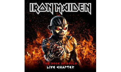 Musik-CD »The Book Of Souls:Live Chapter / Iron Maiden« kaufen