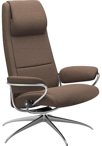 Stressless® Relaxsessel »Paris«, High Back, mit Star Base, Gestell Chrom kaufen