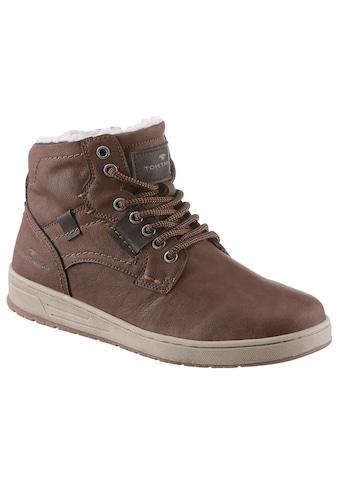 TOM TAILOR Sneaker, mit Warmfutter kaufen