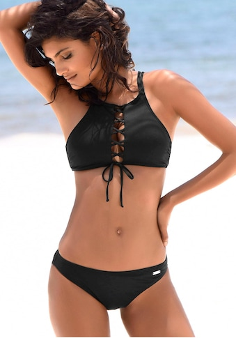 Bench. Bustier-Bikini-Top »Perfect«, mit raffinierter Schnürung kaufen