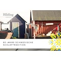 Hilding Sweden Komfortschaummatratze »Essentials Plus«, 21 cm cm hoch, Raumgewicht: 28 kg/m³, (1 St.)