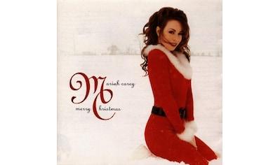Musik-CD »MERRY CHRISTMAS / CAREY, MARIAH« kaufen