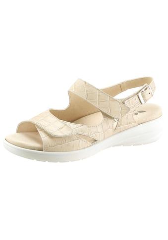 Soft Line Sandale mit verstellbaren Klettspangen kaufen