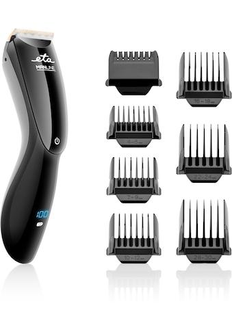 eta Haar- und Bartschneider »ELIOT ETA834290000«, 6 Aufsätze, LED-Display kaufen
