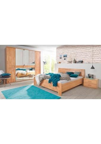 rauch BLACK Schlafzimmer-Set »Bramfeld«, (Set, 4 St.) kaufen