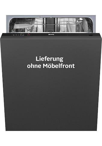 Smeg vollintegrierbarer Geschirrspüler »STL42324DE«, STL42324DE, 8,5 l, 13 Maßgedecke kaufen
