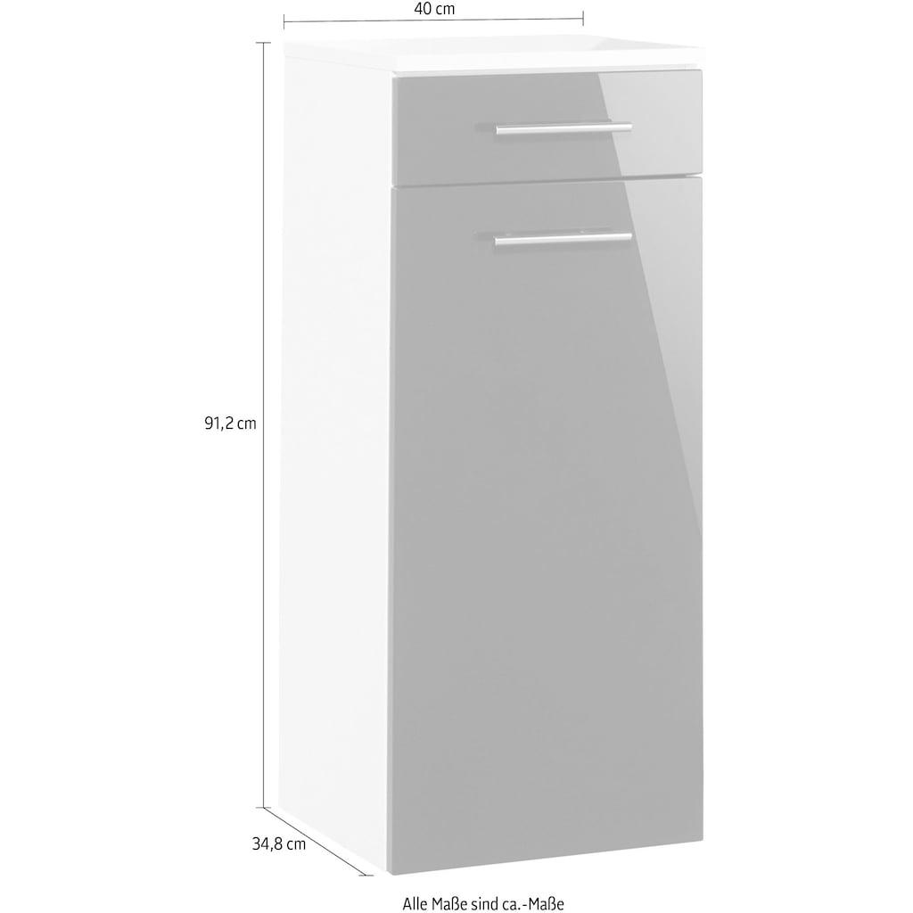 MARLIN Unterschrank »3043«, Breite 40 cm