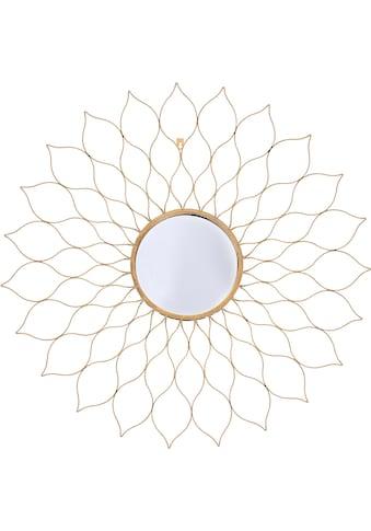 Kayoom Wandspiegel »Nero Gold« kaufen