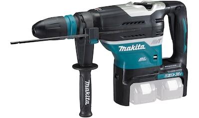 Makita Akku-Kombibohrhammer »DHR400ZKU«, (Set), 2x18 V, ohne Akku und Ladegerät kaufen