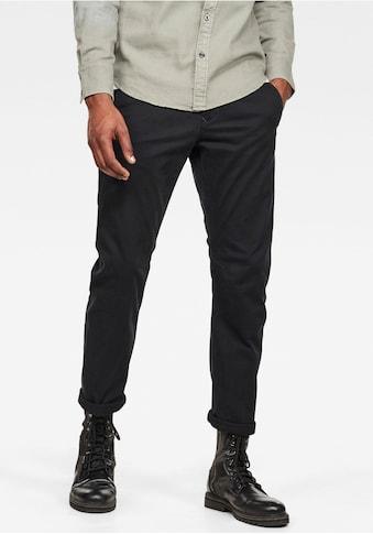 G-Star RAW Chinohose »Vetar«, im klassischen Look kaufen