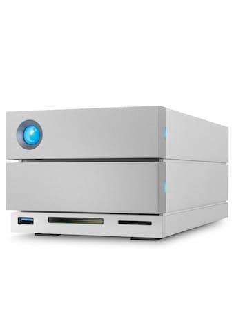LaCie externe HDD-Festplatte »2big Dock 8TB Thunderbolt 3«, USB 3.1 kaufen