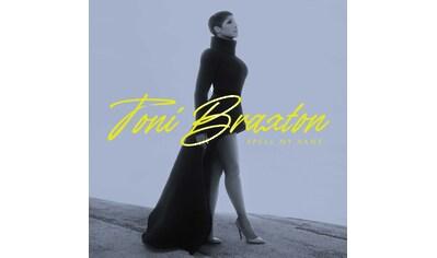 Musik-CD »Spell My Name / Braxton,Toni« kaufen