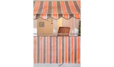 Angerer Freizeitmöbel Balkonsichtschutz, Meterware, H: 75 cm kaufen