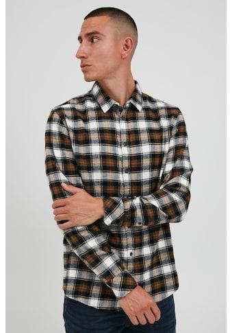 Blend Flanellhemd »Alan 20713544ME«, Kariertes Flanellhemd kaufen