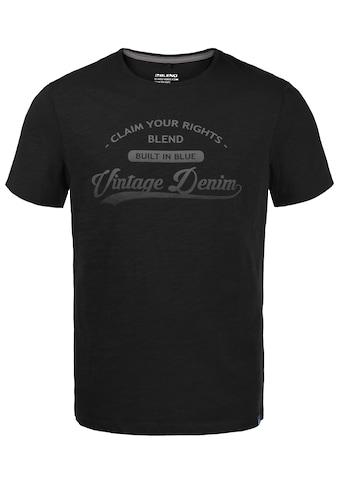 Blend Print-Shirt »Pillo«, T-Shirt mit Print kaufen