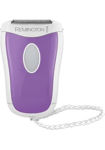 Remington Elektrorasierer »Compact smooth&silky WSF4810«, für Nass-und... kaufen