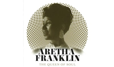Musik-CD »The Queen Of Soul / Franklin, Aretha« kaufen