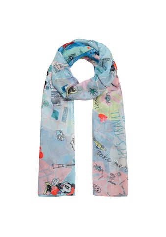 "Codello Angenehm softer XL - Schal ,,Disney Mickey Mouse"" kaufen"