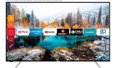 """Telefunken LED-Fernseher »D50V800M4CWH«, 126 cm/50 """", 4K Ultra HD, Smart-TV, 36 Monaten Herstellerlangzeitgarantie kaufen"""
