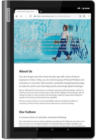 Lenovo Tablet »Lenovo YT-X705F« kaufen