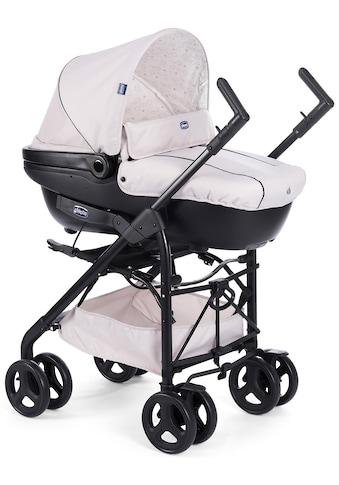 Chicco Kombi-Kinderwagen »Trio Sprint mit Kit Car, Sandshell«, mit Regenschutz kaufen