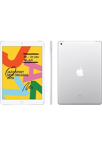 10.2 iPad Wi - Fi Cellular (2019) Tablet (10,2 Zoll, 128 GB, iPadOS, 4G (LTE), Apple kaufen