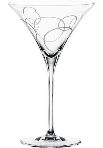 SPIEGELAU Cocktailglas »Circles«, (Set, 2 tlg.), 2-teilig, 220 ml kaufen