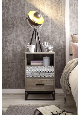 SIT Nachtkommode »Skandi«, mit dekorativem Muster kaufen