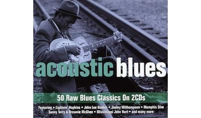 Musik-CD »Acoustic Blues / Various« kaufen