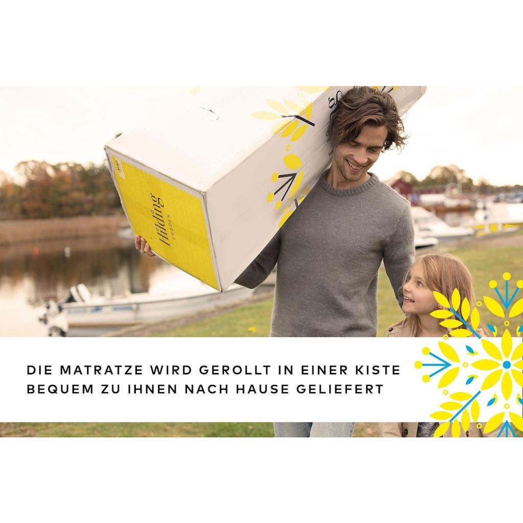 Hilding Sweden Latexmatratze »Madita«, 21 cm cm hoch, Raumgewicht: 65 kg/m³, (1 St.), bekannt aus dem TV, Topseller