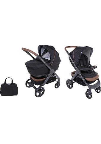 Chicco Kombi-Kinderwagen »Duo Stylego Up Crossover, Pure Black«, 15 kg kaufen