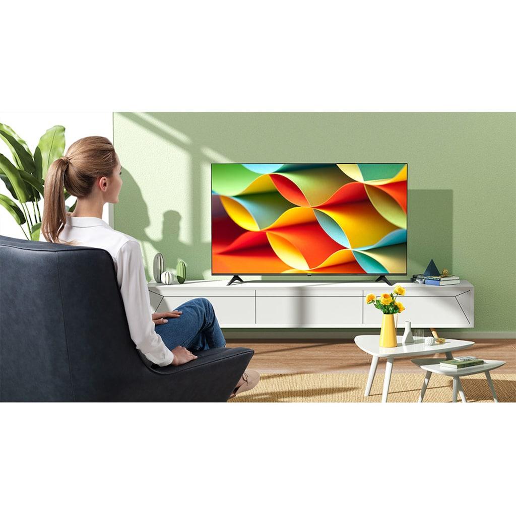 "Hisense LED-Fernseher »75AE7000F«, 189 cm/75 "", 4K Ultra HD, Smart-TV"