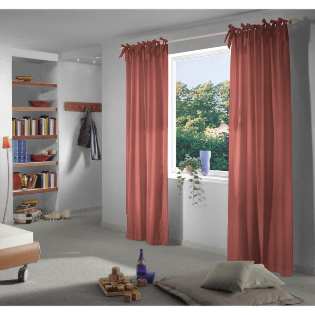 VHG Vorhang nach Maß »Una«, Breite 135 cm