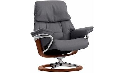 Stressless® Relaxsessel »Ruby«, mit Signature Base, Größe M, Gestell Eiche, Wenge,... kaufen